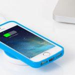 超薄無痕充電模組,讓 iPhone 也可以無線充電