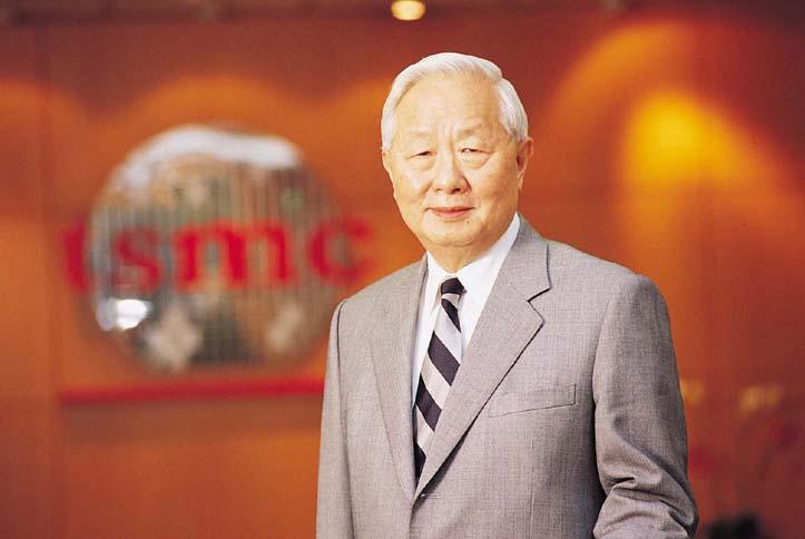 Dr. Morris Chang