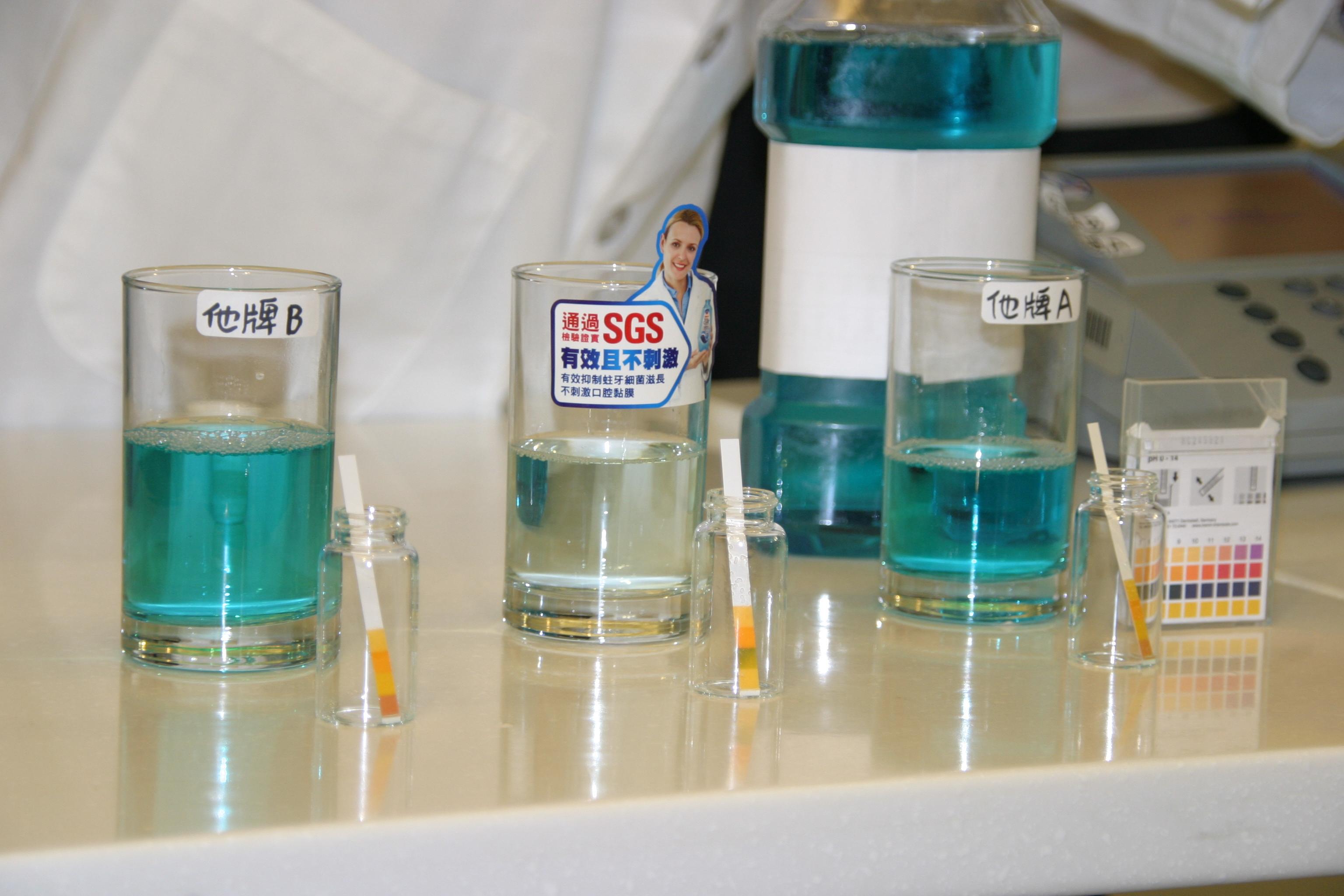 3M 調查: 酒精太多又偏酸 漱口水使用不當反傷口腔