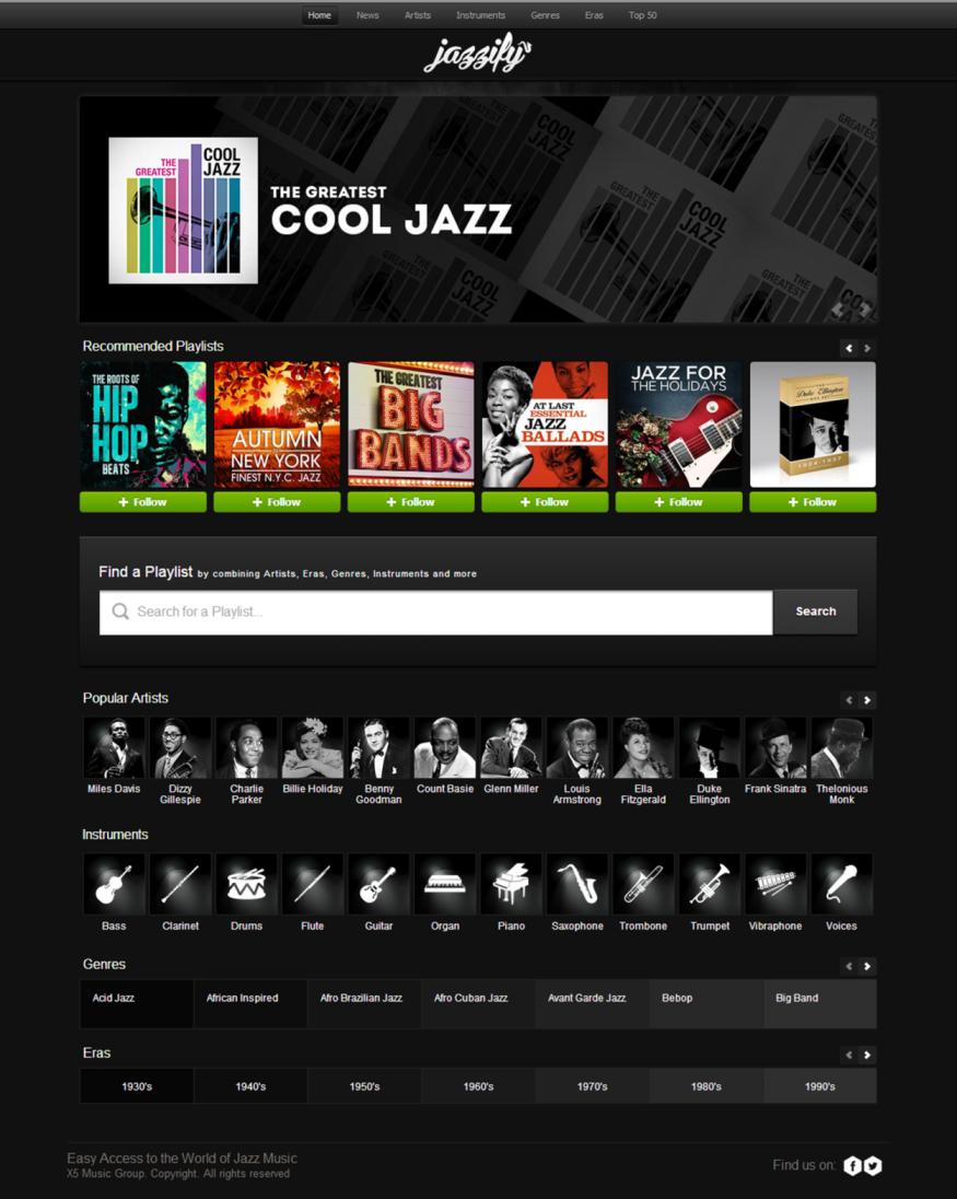 Jazzify
