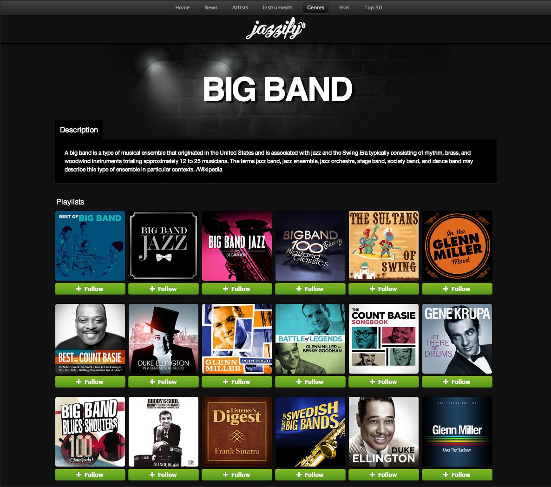 "Spotify新應用程式""Jazzify"" 幫助樂迷探索精彩爵士世界"