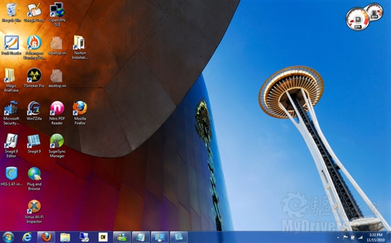 2009: Windows 7