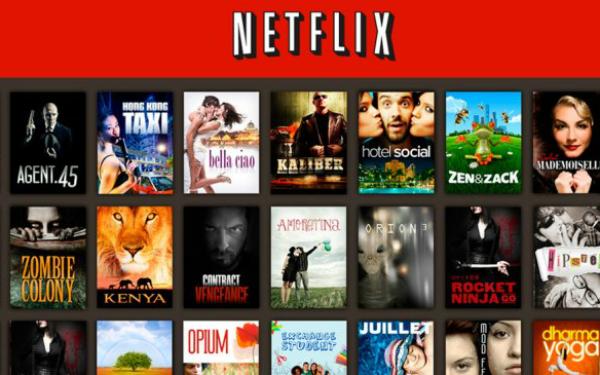 Netflix 與 YouTube 佔北美黃金時段固網下載流量半壁江山
