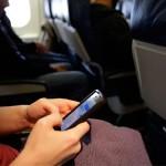 美新法案擬禁止在飛機上打電話,不因安全問題,而是噪音