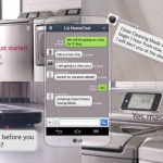 LG home chat