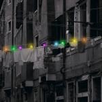 【科技趣聞】靠太陽能發光的永續LED燈衣夾