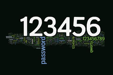 2013 年最糟糕的密碼是 123456
