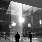 紐約蘋果商店玻璃損毁,單片玻璃要價 45 萬美元