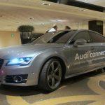 Audi 於 CES 2014 展示其自動駕駛技術