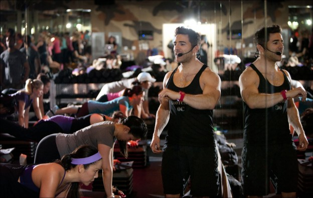 Barry Bootcamp in Irvine. Foto: Thomas Engstrom