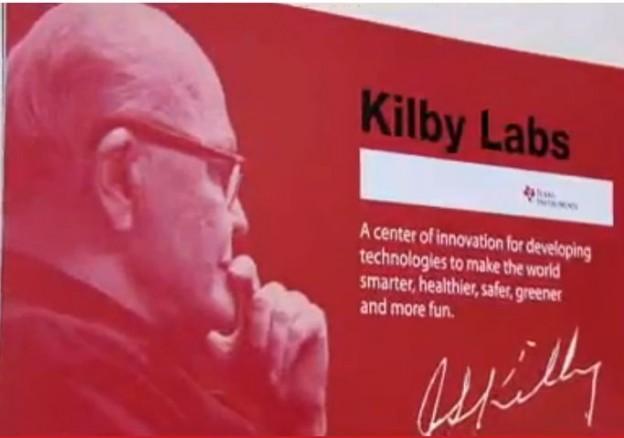 Kilby Labs at Texas Instruments - YouTube