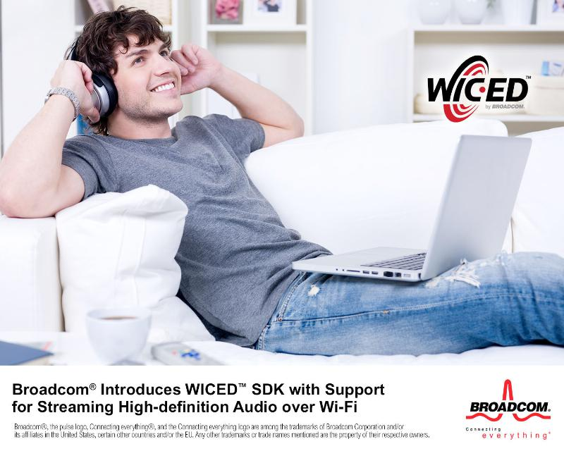 BROADCOM CORPORATION WICED SDK