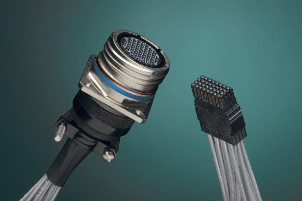 MOL188. Rugg backplane cable