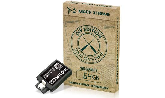MX-DIY-SATA-DOM V with box