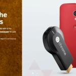 Google:買Moto X送Chromecast