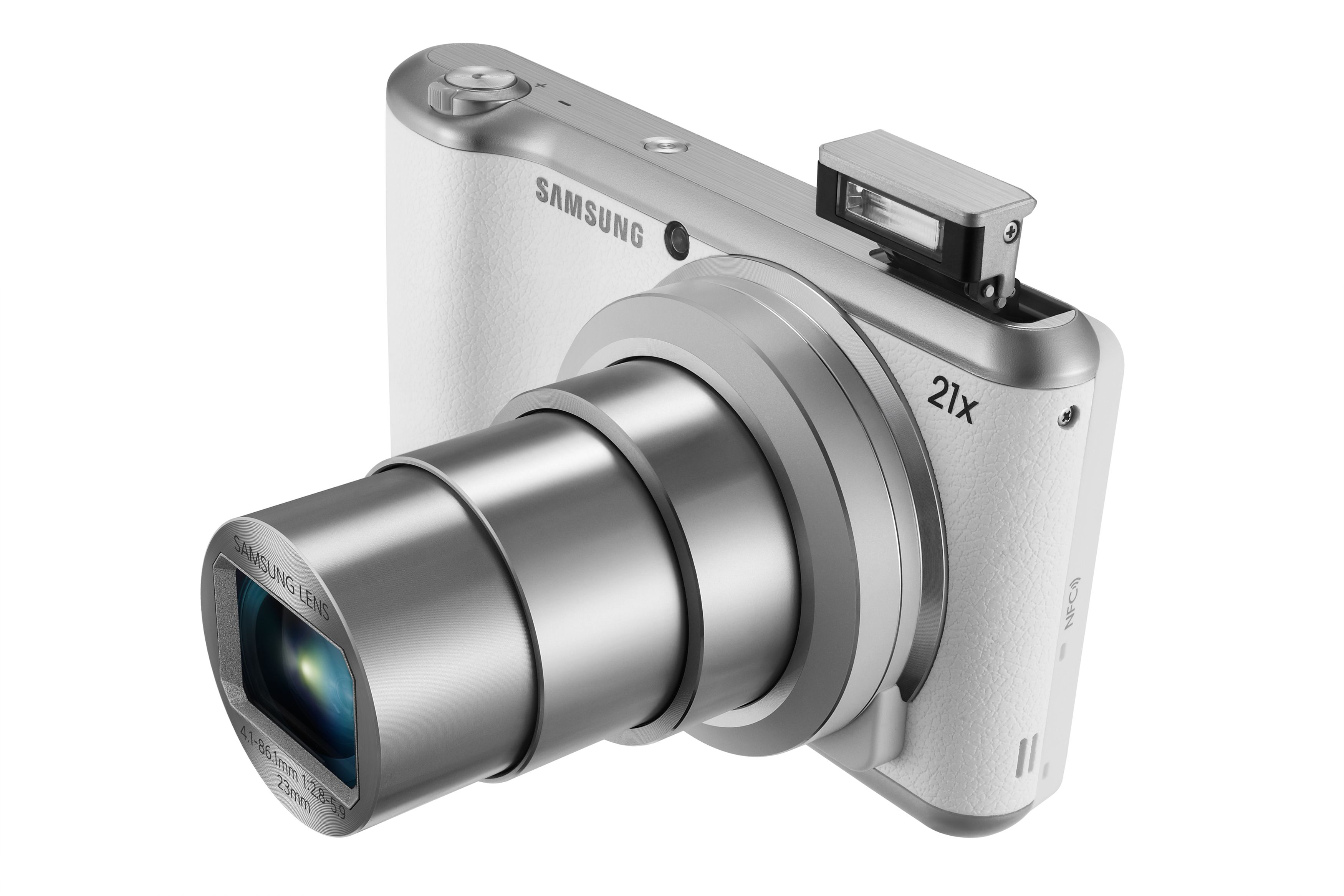 Samsung GALAXY Camera 2-21-zoom lens