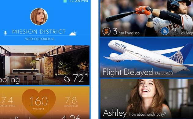 Galaxy S5 全新操作介面曝光 結合動態磚、Google Now