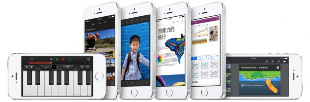 iPhone 5s ilfe
