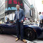 Tesla CEO:被蘋果收購?不可能!
