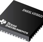 TI 推出首款支援小型 LCD 面板 4MHz 圖元時鐘的 LVDS 接收器