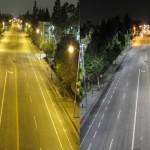 洛杉磯 LED 路燈替換計畫不只環保 還改變電影風貌