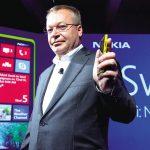 Stephen Elop 將掌管微軟手機、平板、遊戲業務