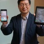 沈振來:華碩手機今年將賺錢