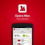 Opera 發表 Opera Max,節省手機下載數據量