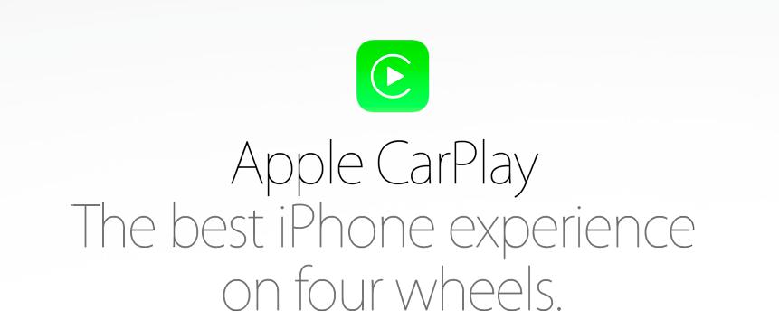 在車裡,這才是 iPhone 的正確使用方法 – CarPlay 用意何在