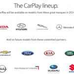 CarPlay 合作廠商為什麼沒有 Tesla