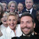 2014 奧斯卡:最強明星陣容自拍照創 Twitter 轉發記錄