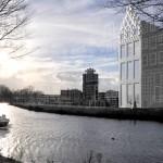 3D 列印能蓋房子?荷蘭運河屋蓋給你看