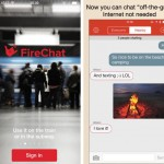 手機沒訊號也可傳訊息,FireChat 怎麼辦到的?