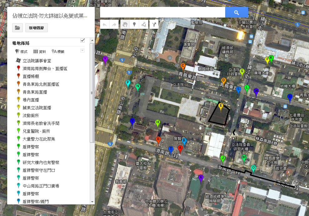 googlemap-overlay