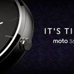 大陸網友爆料:Moto 360 智慧錶圓形難打造 產能有限