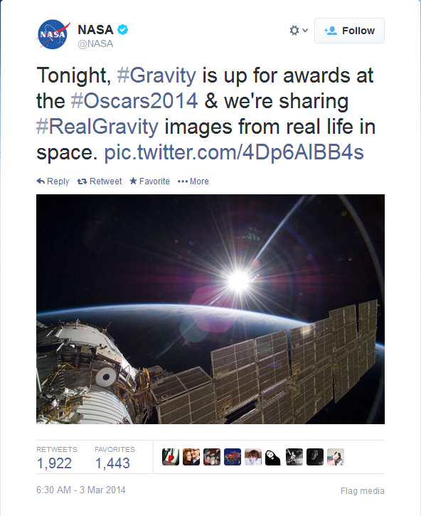 nasa-oscar-tweet