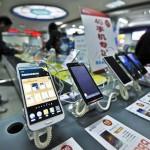 2014Q1 中國市場手機出貨量驟降 24.7%
