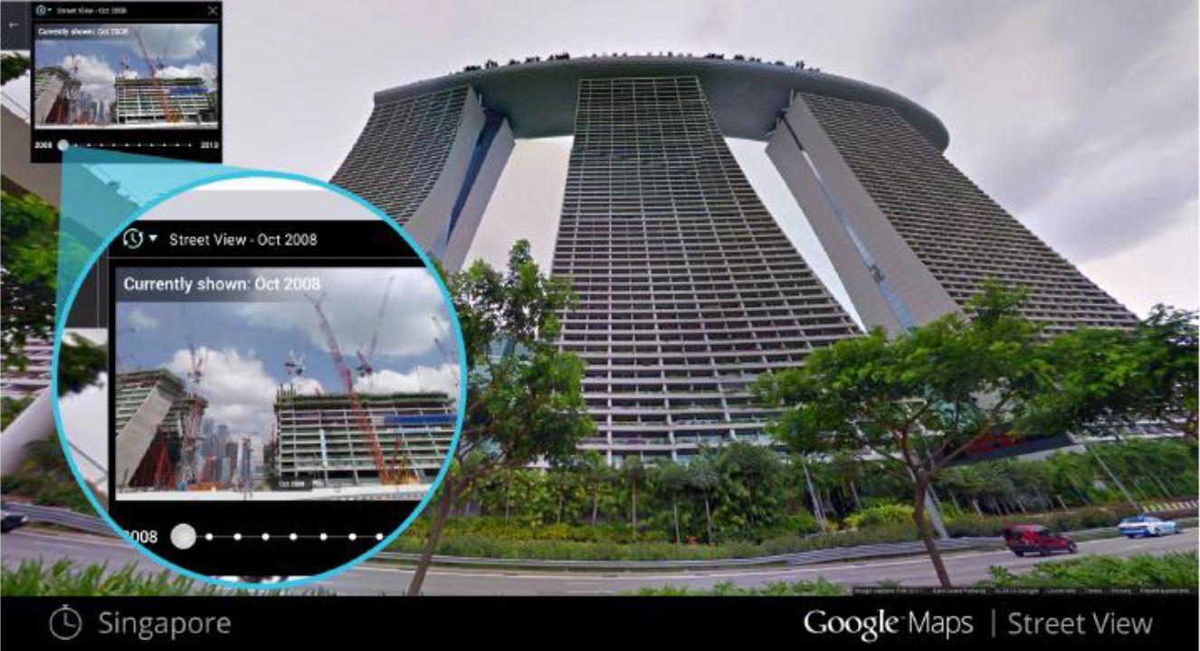 Google-streetview-marinabaysands