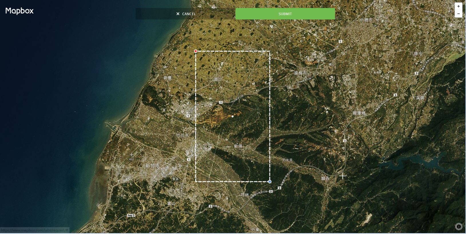Mapbox– Request-Imagery