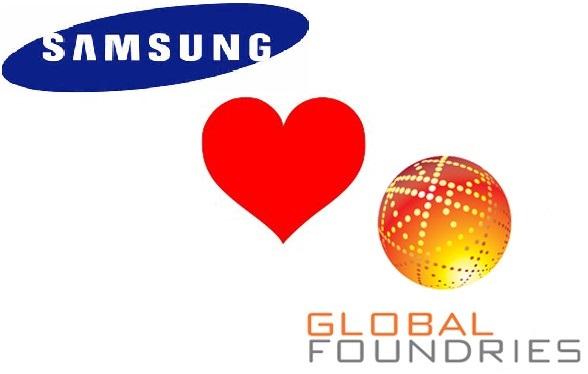Samsung-globalfoundries
