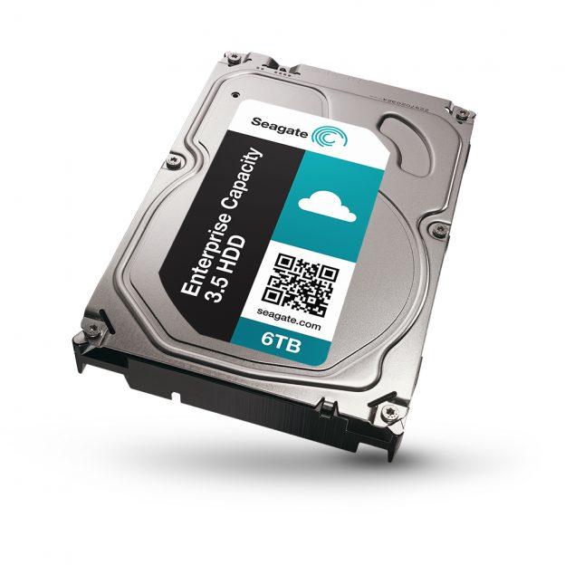 Seagate Enterprise Capacity 3.5 HDD v4 6TB