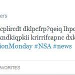 NSA 發奇怪 tweet 招募密碼破譯員