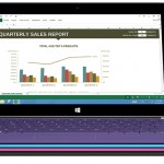 微軟 Surface 3 平板大小全包,從 8 吋到 12 吋都有?