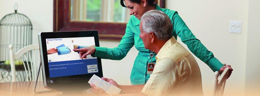 新創團隊 iHealth 與 Intel、GE 合作,提供遠程照護服務