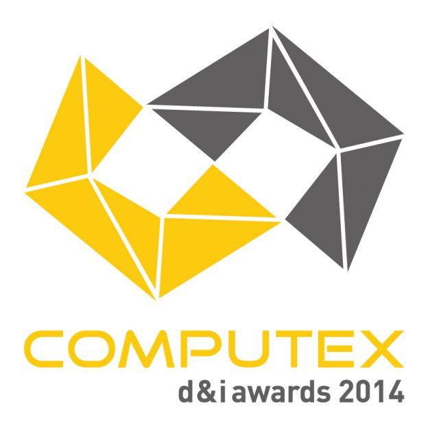 COMPUTEX d&i awards 2014 LOGO