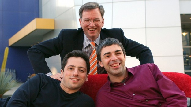 Google-Leadership