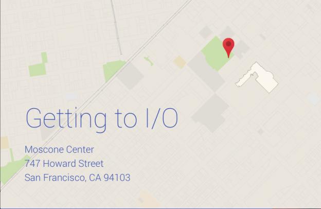 Google i0 2014