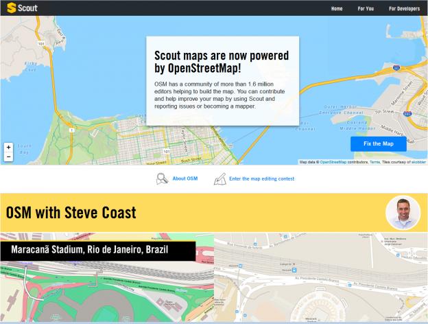 OpenStreetMap (OSM) _ World Map _ Scout Navigaton