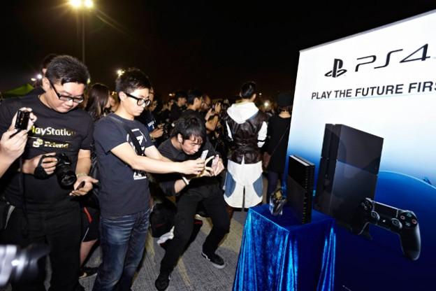 Sony_PS4_China