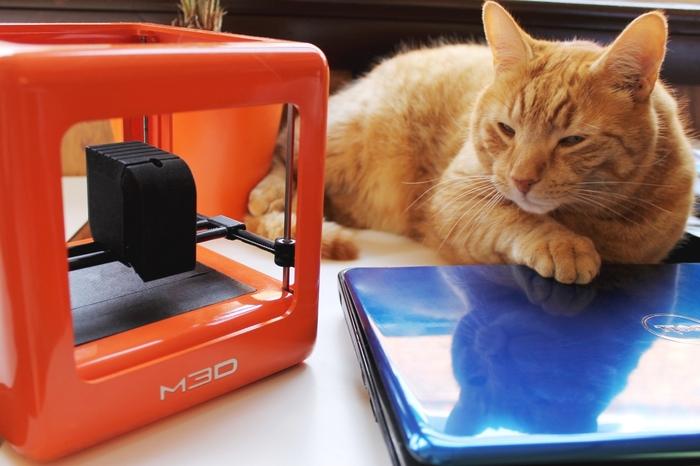 Micro 平民 3D 列印機,萬人響應籌資近億